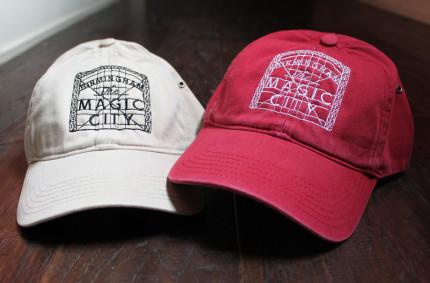 Magic City Sign Hats