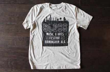 SlossFest Merchandise