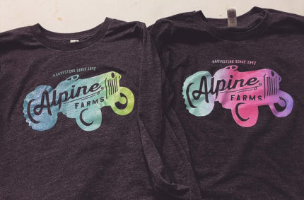 Alpine Farms Tees