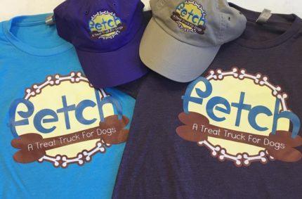 Fetch Dog Truck Merch